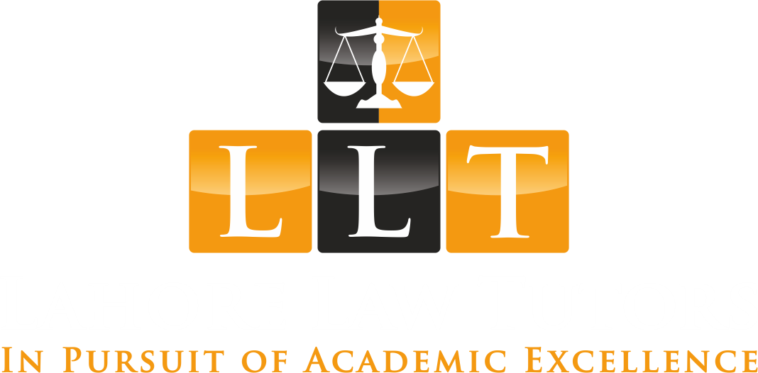 Lahore Law Tutors | Top Law Tutors and Education Consultants in Lahore